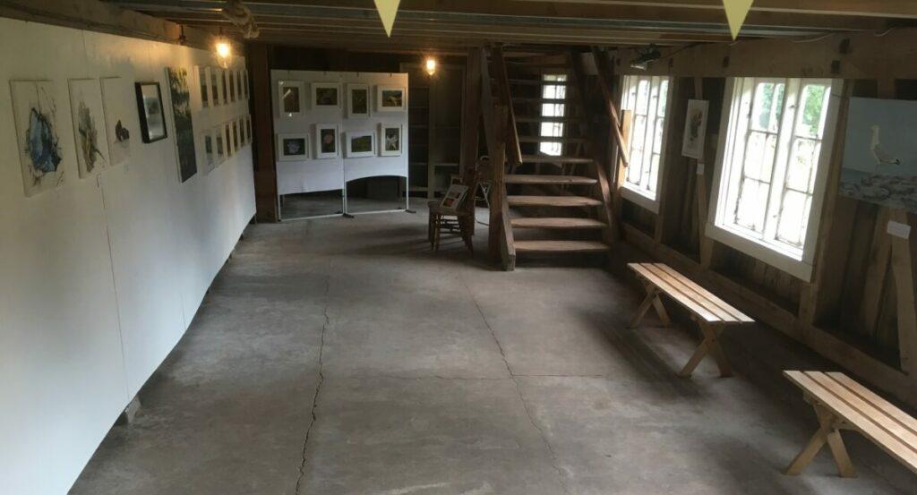 Bild från utställning 2018